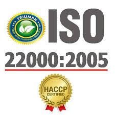 Chứng nhận ISO 22000:2005, HACCP